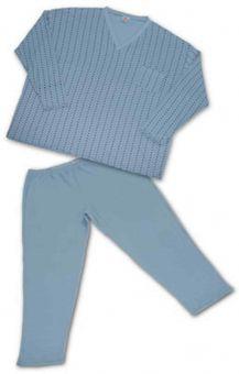 Pyjama manches long